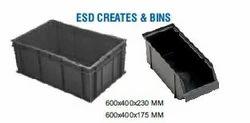 ESD Crate Bins