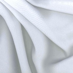 Casual And Party Plain Bemberg Chiffon Fabrics 50 Gram