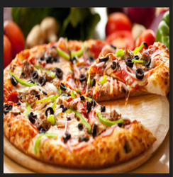 Gujju Special Pizza