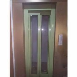 Powder Coated Elevator Door