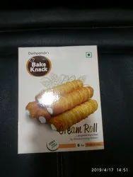 Vanilla Bake Knack Cream Roll