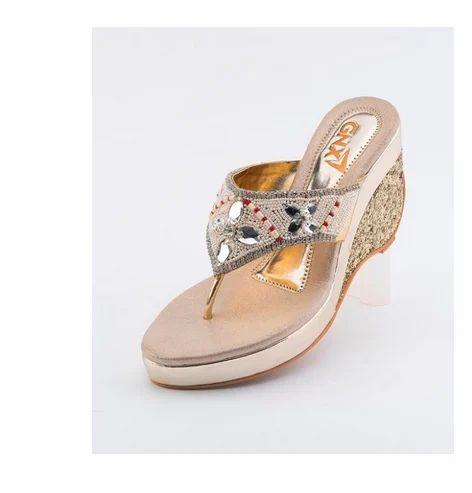 6fb98c8176f Gold Wedding Collection Bridal Sandals