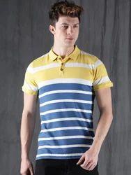 Men's Wear Polo Type Tshirts