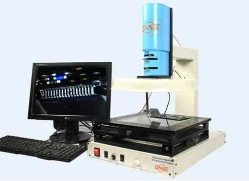 Visual Inspection & Measurement System