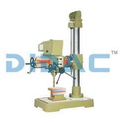 Automatic Radial Drilling Machine, Warranty: 2 Years