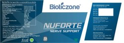 Nuforte Multivitamin And Multimineral Capsules