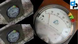 Aerosense Model Asgc - 4cm Differential Pressure Gauge Ranges 2-0-2cm