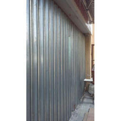 Mild Steel Collapsible Entrance Gate