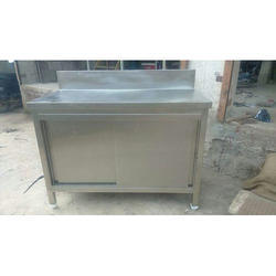 Stainless Steel Kitchen Work Table