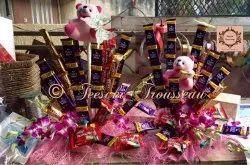 Chocolate Wedding Trousseau Packing