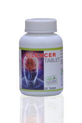 Silencer Tablet (60 Tablets), Packaging Type: Bottles