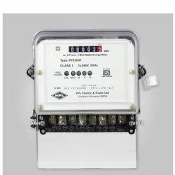 5-100a Three HPL 3 Phase Generation Meter for Industrial, 3x240 V