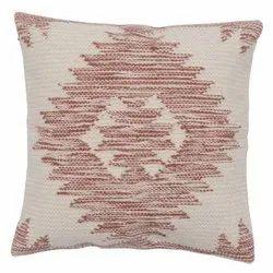 Natural Fibres Wool Cotton Kilim Cushion Covers