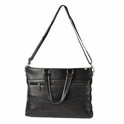 Pc-62 Leather Laptop Bag