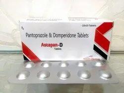 Pantoprazole 40 mg Domperidone 10 mg