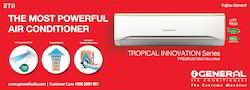 O General ( Fujitsu General ) General Air Conditioner, Capacity: 0.75 To 4 Tr