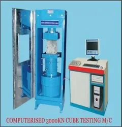 Computerize Compression Testing Machine