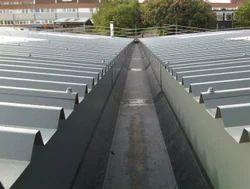 FRP Roof Rain Water Gutter