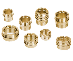 Brass Female Inserts PPR Fittings