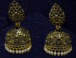 Traditional Fancy Jhumki