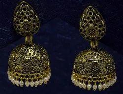 Traditional Fancy Jhumki