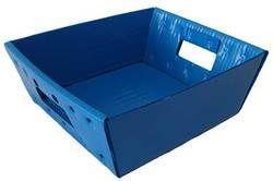 Plastic Corrugated Crates