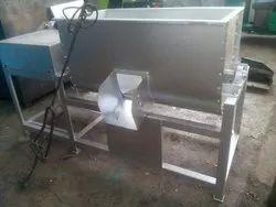 MS Detergent Powder Mixer Machine