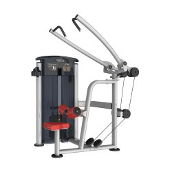 IT 9502 Lat Pull Down Seated Rowing