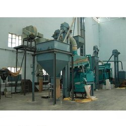 Automatic Spice Processing Plant