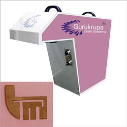 Laser Copper Foil Marking Machine