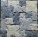 Mosaic Stone, Thickness: 14mm Plus