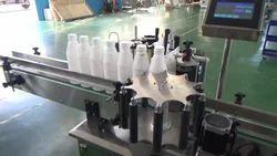 Plastic Adhesive Capping Machine