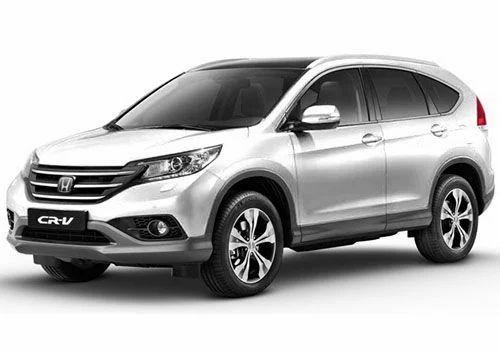 Honda Cr V 2 0l 2wd At White Orchid Pearl Car