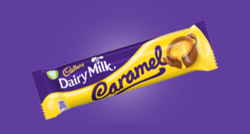 Cadbury Dairy Milk Caramel Chocolate