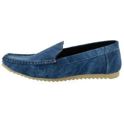 0c35277b315 Mens PVC And PU Casual Wear Loafer Shoes