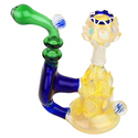 Glass Smoking Oil Rigs Bubbler