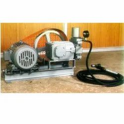 Fixed Cow Shed Cleaning Pump