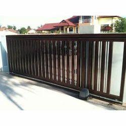 Cantilever Sliding Gate