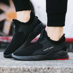 ARAV-IND Mesh Running Sports Walking Casual Sneakers Unisex Shoes - Size UK 6-10