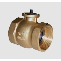 Honeywell Forged Brass Valve