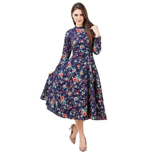 Navy blue floral midi dress floral dress flower dress texture navy blue floral midi dress mightylinksfo