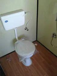 Ms Portable Toilet Cabin