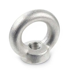 SS 304 Eye Nuts 8 MM