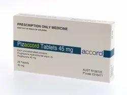 Pizaccord Tablets 15 mg, 30 mg & 45 mg