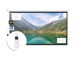 Screen Technics 4x6 Motorized Projector Screen