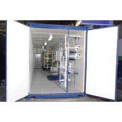 Containerized Industrial RO Plant