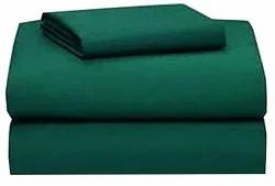 Green Hospital Bed Sheet, Size: 60