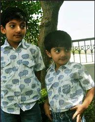 Boy Cotton Shirts