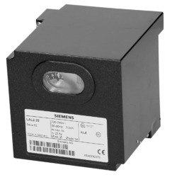 Weishaupt Burner Sequence Controller