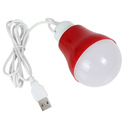 USB LED Wired Bulb Lamp